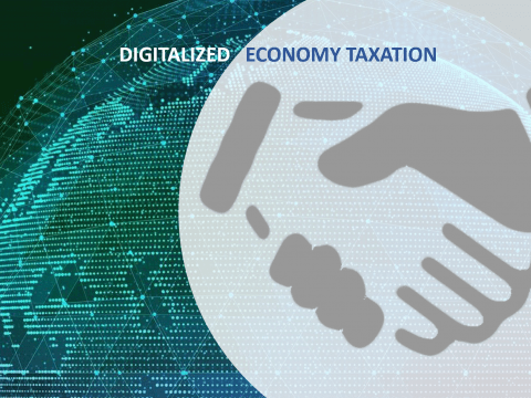 Digitalized economy taxation agreement needed