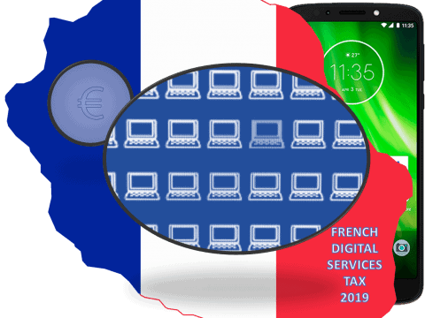 France digitalized economy taxation
