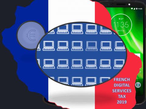 France digitalized economy taxation