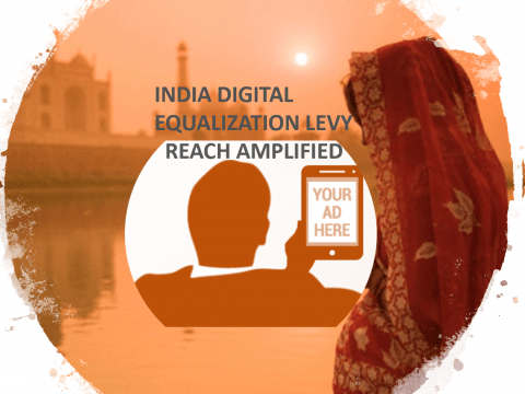 India digital equalisation levy