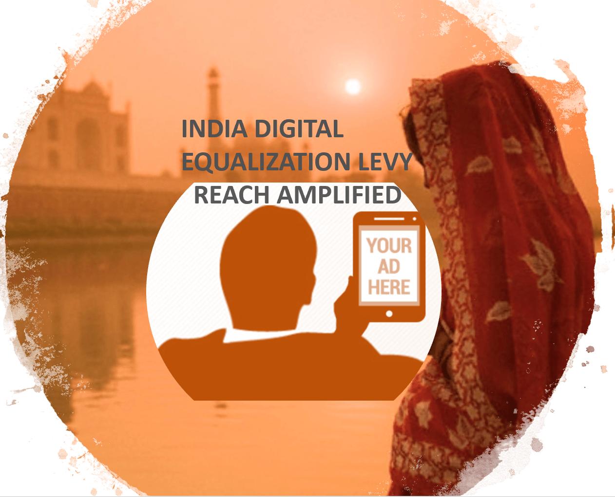 India digital equalisation levy