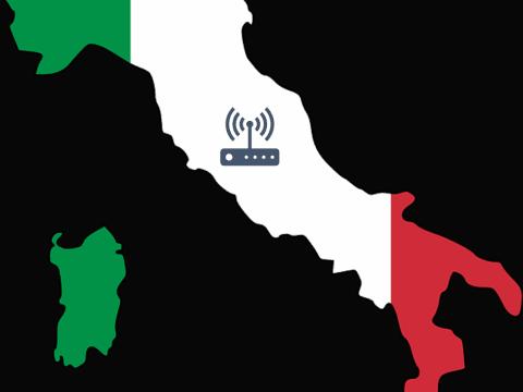 Italy digital economy taxation PE