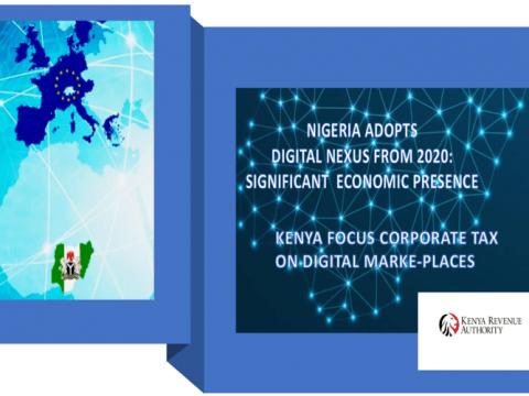 Kenya Nigeria Digital Tax