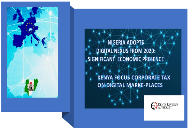 Kenya Nigeria Digital Tax