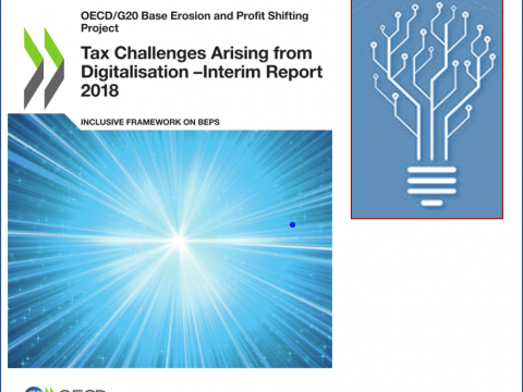 Digital economy taxation OECD