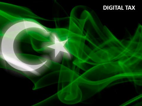 Pakistan Digital economy taxation
