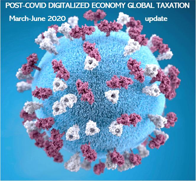 Post covid digital economy taxation